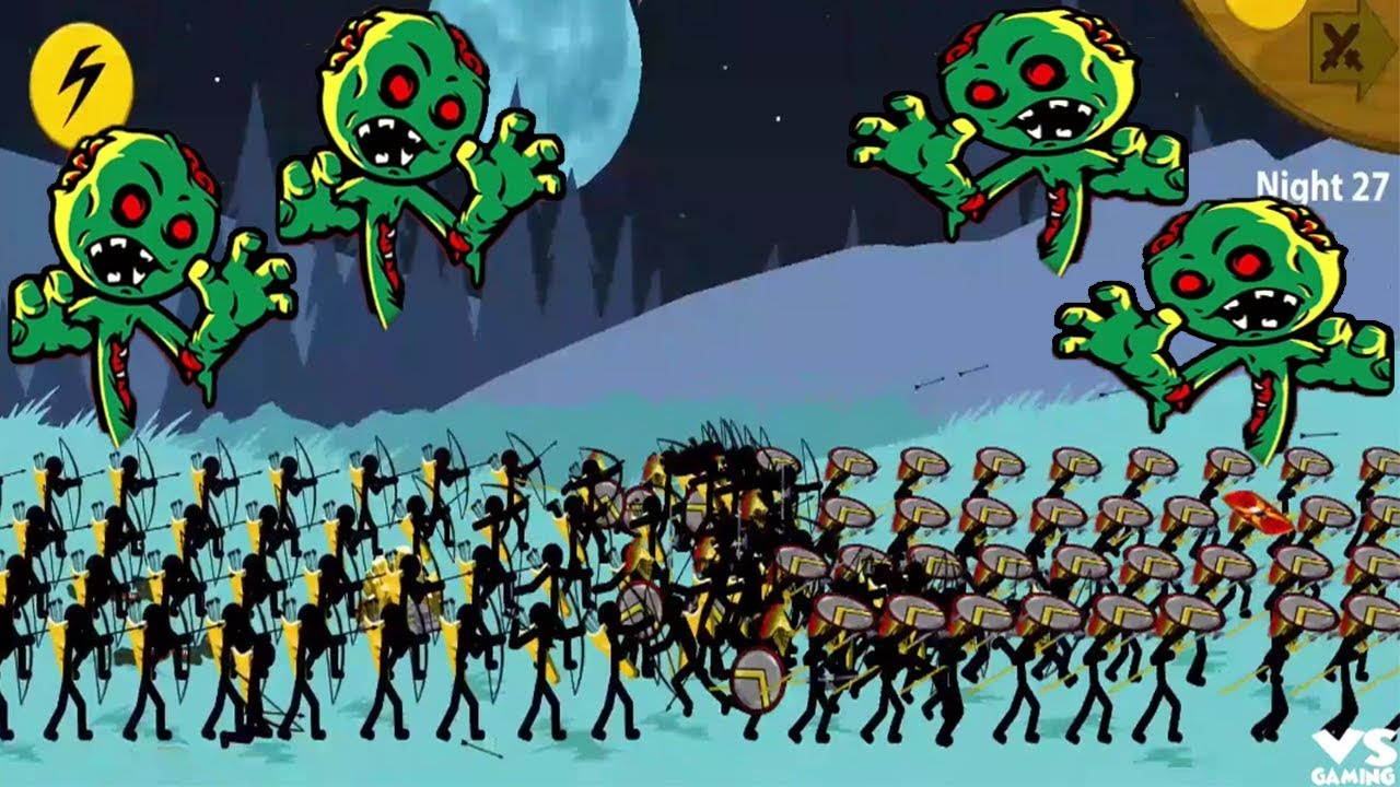Stick War Legacy Zombie Mode